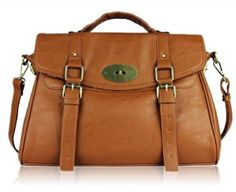 Great vintage leather bag!