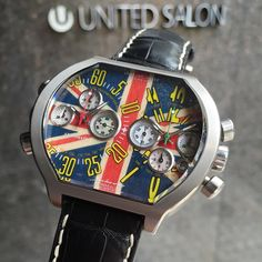 DeLaCour Bichrono Hommage - UK Limited Edition.