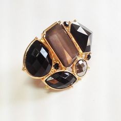 Lagunes cocktail ring from the #PassportToStyle collection