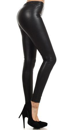 VERONICA LEGGINGS - BUY NOW! Vegan leather (fancy way of saying faux) Opaque with maximum coverage Soft fuzzy flecce lining on the inside Matte (not furry) on the outside Stay warm (not hot) without the bulkiness Footless tights Wash on cold hang to dry Warm Leggings, Fleece Leggings, Faux Leather Leggings, Leather Pants, Footless Sandals, Footless Tights, Silver Icing, Shops, Winter Leggings