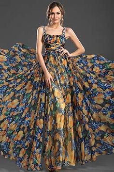 eDressit New Gorgeous Straps Multi-color Evening Dress (00092400)