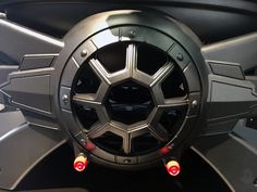 Star Wars-Grill Cockpit