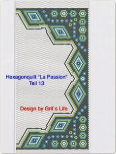 "Grit's Life: 13. und letzter Teil der Anleitung ""La Passion"""