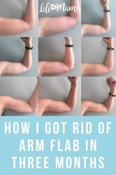 I got rid of my arm flab in just three months and using only 5 pound weights! It only takes 15 minutes, 4 times a week to get toned arms. How I Got Rid Of Arm Flab In Three Months Fitness Workout For Women, Planet Fitness Workout, Body Fitness, Fitness Nutrition, Physical Fitness, Fitness Games, Fitness Logo, Fitness Plan, Summer Fitness