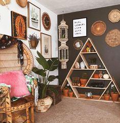 Hippy Room, Boho Room, Cheap Home Decor, Diy Home Decor, Wood Home Decor, Hippie Home Decor, Hippie Bedroom Decor, Hippie House, Hippie Apartment Decor