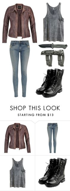 """Maze Runner:The Scorch Trials Inspired"" by buzzdean ❤ liked on Polyvore featuring maurices, rag & bone/JEAN, awesomeness and newtisbae"