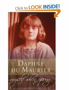Myself When Young: The Shaping of a Writer (VMC): Amazon.co.uk: Daphne Du Maurier, Helen Taylor: Books.  I have the 1978 Pan paperback edition with a different cover. A great read.