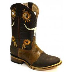 Jugo Boots® 235 Bota de Hombre Rodeo Crazy Pro-Rodeo Apache Café-Miel Rodeo Boots, Cowboy Boots, Shoes, Fashion, Mens Shoes Boots, Cowboy Boot, Juice, Cowboys, Honey