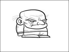 Creating Line Drawings in Adobe Illustrator | Dani Jones • danidraws.com