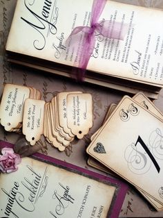 Custom Themed Sets. Vintage, rustic, invitations, menus, signs, table number, placecards, distressed, for weddings, baby showers, parties on Etsy, $10.84 AUD