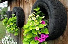 Sabemos que o descarte incorreto de pneus é uma forma extremamente nociva de poluição. E para amenizar a situação, nós podemos fazer a nossa...