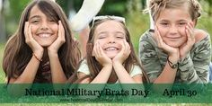 National Military Brats Day - April 30