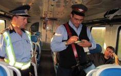 Control in trenuri Romania, Captain Hat, Orice, Mai