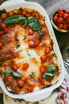 Spinach and Artichoke Lasagna with Taylor Farms — College Housewife