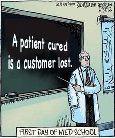 A Patient Cured Is a Customer Lost First Day at Med School Medical Humor, Nurse Humor, Medical School Funny, Med School Memes, Funny Photos Of People, Funny Pictures, Funny Pics, Funny Memes, Hilarious