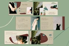 Ad: Melissa Powerpoint Template by Julia Orlova on Melissa Powerpoint Template has a professional, stylish and light design, where each slide is created with love and attention to detail. Design Presentation, Business Presentation, Presentation Templates, Professional Powerpoint Templates, Creative Powerpoint, Slide Design, Web Design, Layout Design, Identity
