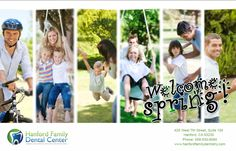 Spring is in the air, and today it officially begins. Have a great season  #HanfordFamilyDentalCenter #SpringDay