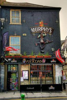 portu666:  Jim Cashman's Pub ~ Blackpool, County Cork, Ireland