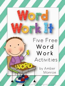 School Is a Happy Place: Five for Friday: Five Favorite Freebies