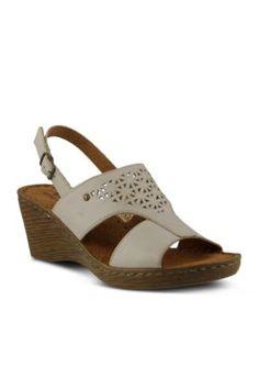 Spring Step  Katia Wedge Sandal
