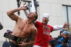 Patriots TE Rob Gronkowski says he is not sure Goodell would be safe in Foxborough