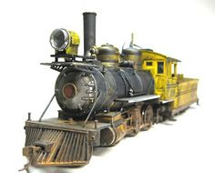 i need to get me a model train that i can paint up. Table Terror has done a fantastic job with this one.