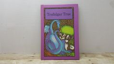 Trafalgar True, 1980, hardcover serendipity book, moral book, vintage kids book by RandomGoodsBookRoom on Etsy