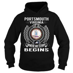 Portsmouth, Virginia Its Where My Story Begins