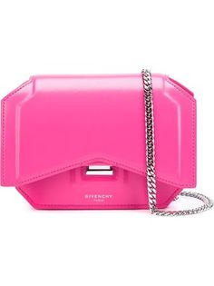 Givenchy Bolsa mini modelo 'Bow-Cut' transversal