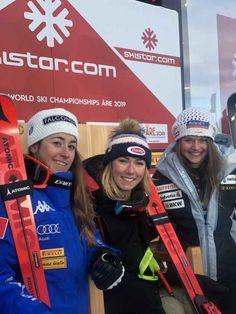 I don't thing anyone will ever be as incredible as Mikaela Mikaela Shiffrin, Ski Racing, Alpine Skiing, Sports Stars, Winter Sports, Woman Crush, Sports Women, Audi, Champion