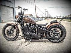 Honda Shadow VLX600 2003 By Tail End Customs