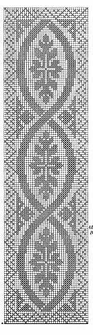 @nika Crochet Table Runner Pattern, Crochet Tablecloth, Crochet Doilies, Cross Stitching, Cross Stitch Embroidery, Cross Stitch Patterns, Knitting Charts, Knitting Patterns, Free Swedish Weaving Patterns
