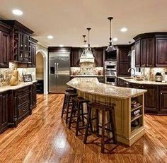 The perfect kitchen!!