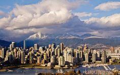 Vancouver British Columbia Tourism | Vancouver. A voyage to Vancouver, British Columbia, Canada, North ...