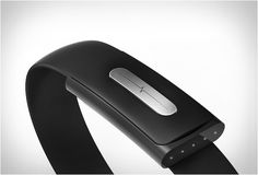 NYMI - Nymi is a new smart wristband capable of replacing your passwords and keys. Developed by Bionym, it uses a person´s ECG (a measure of the electrical activity generated by your heart), unique to you as your fingerprint.