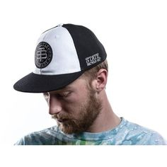 State Bicycle Co.   FGFS Black & White Snapback Cap