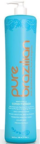 Pure Brazilian Anti-Frizz Conditioner 1l/33.8oz with Pump!!! ** This is an Amazon Affiliate link. Visit the image link more details.