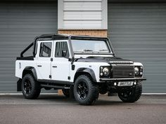 "DEFENDER 110 XS ""ICE EDITION"" DOUBLE CAB PICK UP/DCPU (2016MY) - Brittle Motor Group"