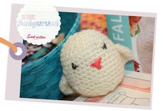 Taller Amigurumi Sweet sixteen craft store, octubre 2012