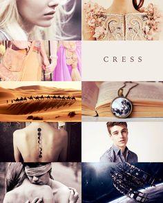 Cress I love this edit  Thorne Marissa Meyer The Lunar Chronicles