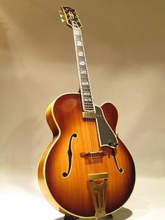 GIBSON SUPER 400C With kent Armstrong 1956