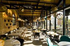 UK - London - Portobello Docks - Dock Kitchen