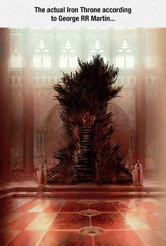 Now, That's A Throne!