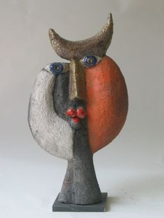 Roger Capron ceramic sculpture