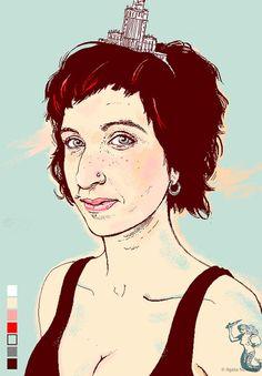 Illustrations by Agata Nowicka - Photo 3 | Image courtesy of Agata Nowicka