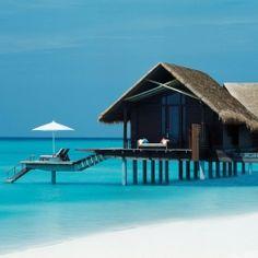 Where I really wanna be!