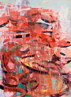 """Saatchi Art Artist Galen Cheney; Painting, """"Catalyst"""" #art"""