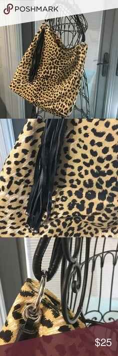 Leopard purse Purse Bags Shoulder Bags