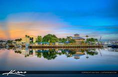 Panoramio - Photo of Riverhouse and PGA Marina Palm Beach Gardens Waterway