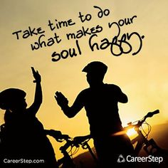 Take some time this week to do something that makes you happy :) Motivation Quotes, Moving Forward, Are You Happy, Something To Do, Inspirational Quotes, Wisdom, Make It Yourself, Signs, Words
